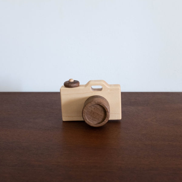 Camera Wood Toy