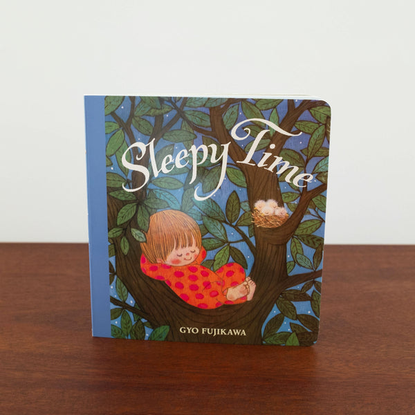 Sleepy Time Board Book
