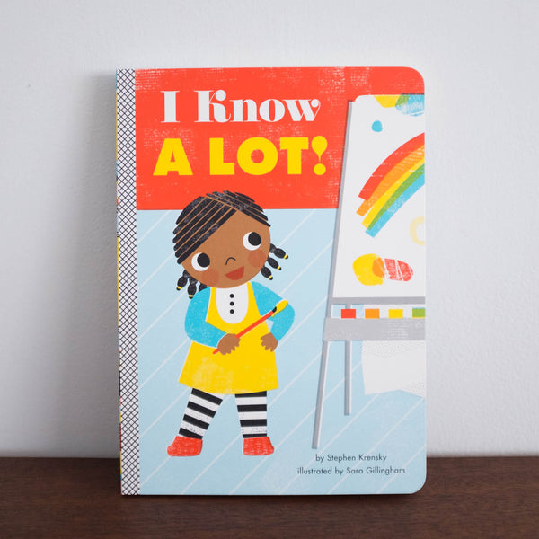 I know A Lot! Book
