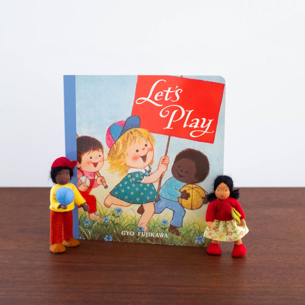 Let's Play Board Book
