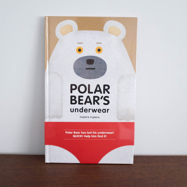 Polar Bear Underwear Book