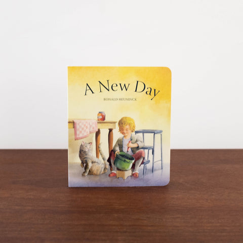A New Day Board Book