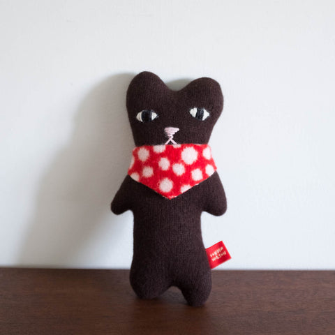 Bibi Bear Stuffed Doll
