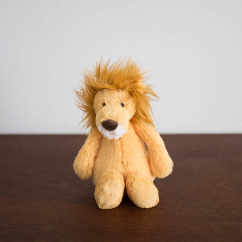 Bashful Lion Doll- Small