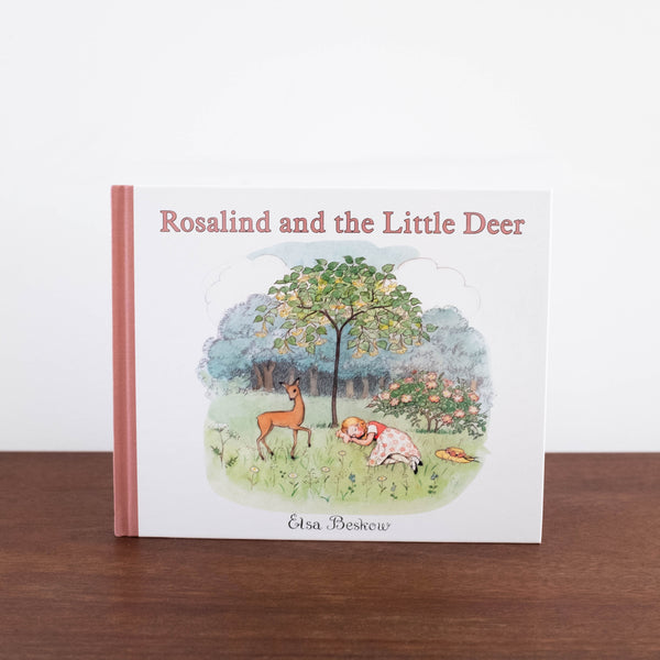 Rosalind and the Little Deer Book