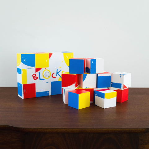 Herve Tullet's Building Blocks