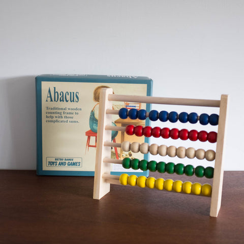 Abacus Wooden Toy