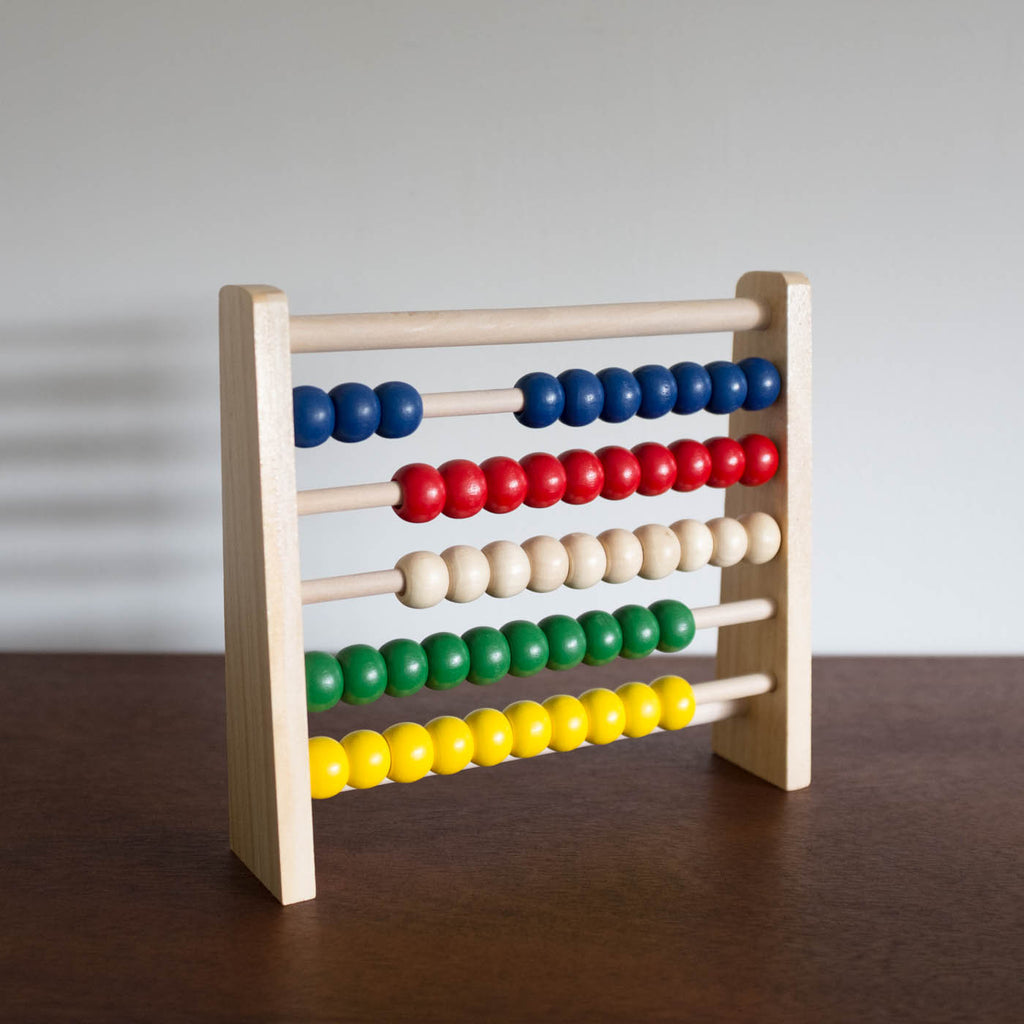 Abacus Wall Art Abacus Wooden Toy Shop Merci Milo
