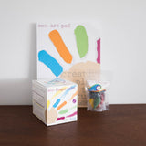 Eco Kids Fingerpaint Kit