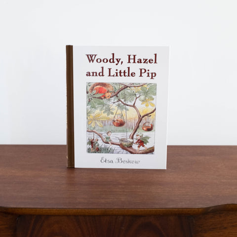 Woody Hazel and Little Pip Large Book