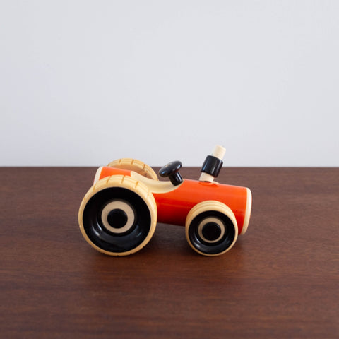 Tracko Tractor Car Toy