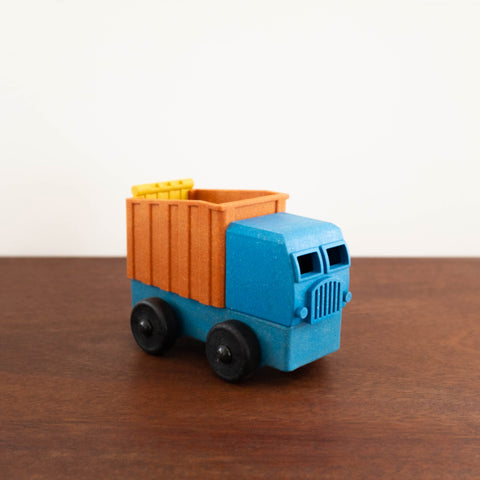 Recycled Wood and Plastic Dump Truck