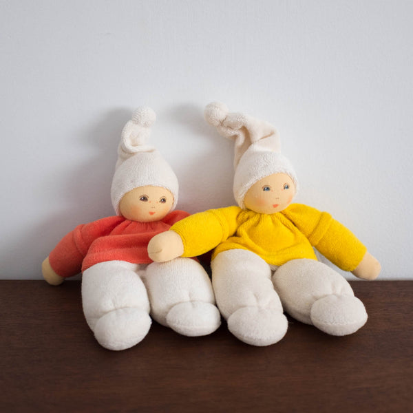 Nanchen Cuddle Doll- Mustard