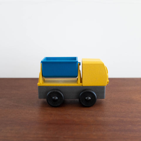 Recycled Wood and Plastic Tipper Truck
