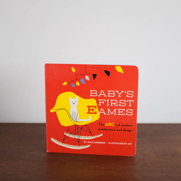 Baby First Eames Book