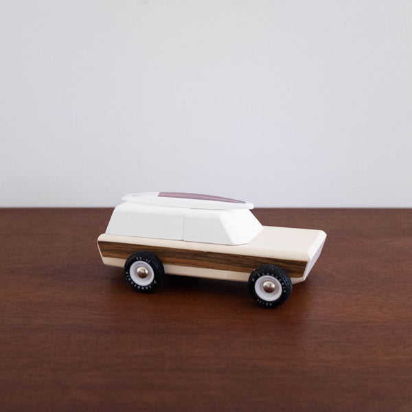 Pioneer Yucatan the Wooden Car Toy