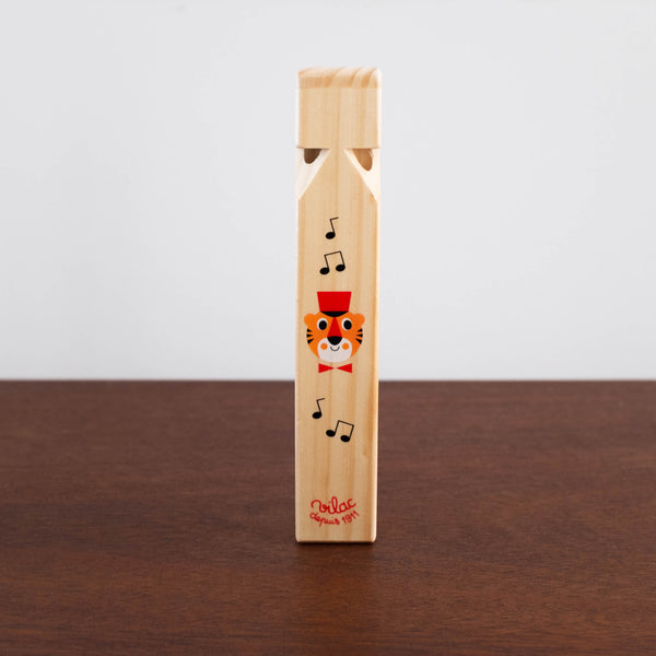 Wooden Retro Train Whistle