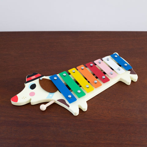 Tou Tou the Dog Xylophone Toy