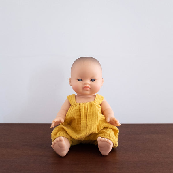 French Baby Doll with Bloomer Jumpsuit Outfit