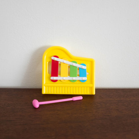 Fun Toy: Mini Piano Xylophone