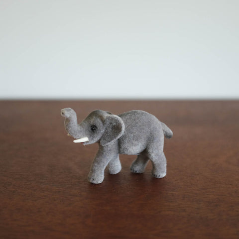 Felt Animals- Elephant