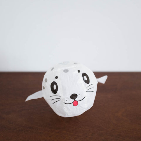 Japanese Paper Balloons: Seal