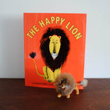 Happy Lion Book