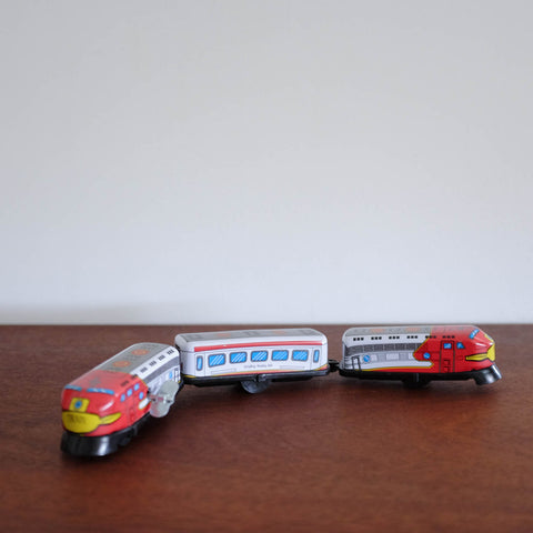 Express Windup Tin Train