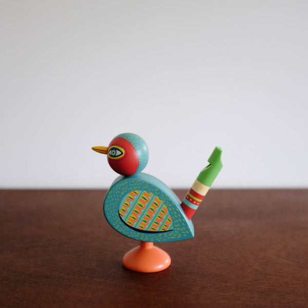 Animambo Wooden Bird Whistle