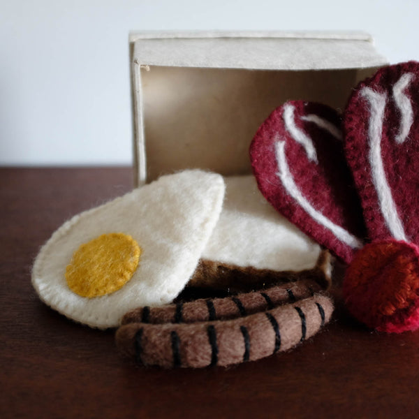 Wool Felt: Breakfast Box Set