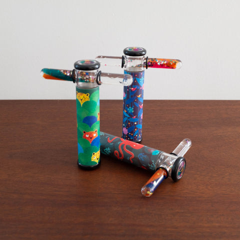 French Kaleidoscope Toy