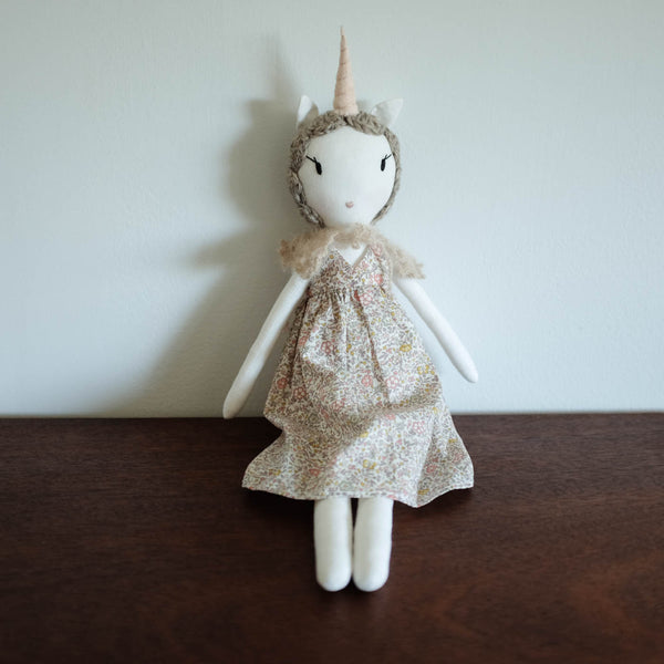 Paloma the Unicorn Doll