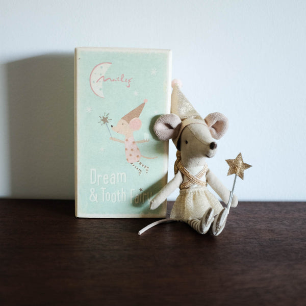 Tooth Fairy Mouse in a Box Set