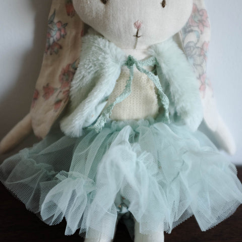 Best Friends Mint Ballerina Set