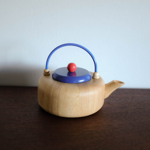 Wooden Tea Kettle