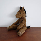 Senger Organic Brown Horse Doll