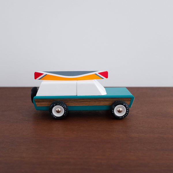 Pioneer Aspen the Wooden Car Toy