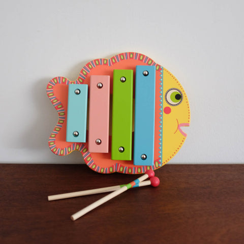 Animambo Wooden Fish Xylophone