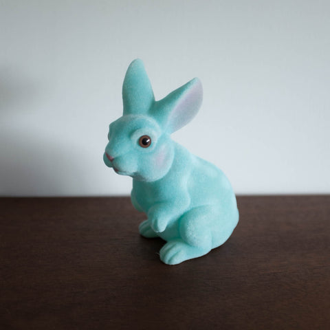 Bunny Money Box - Blue