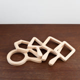 Natural Wooden Shape Imaginary Viewers