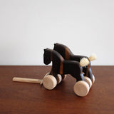 Jumping Horse- Black Oak