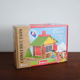 Mon Chalet En Bois- My Little House Set 70 pcs.