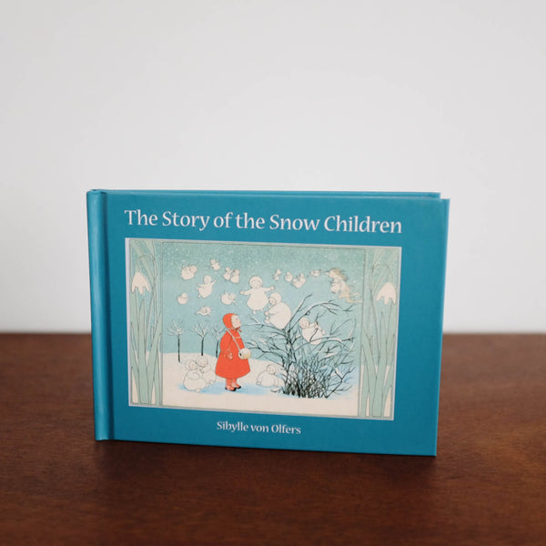 The Story Of The Snow Children Mini  Book