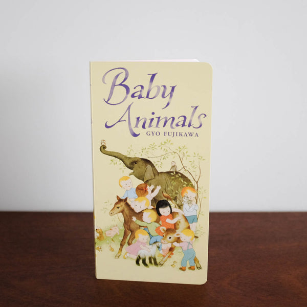 Baby Animals Book