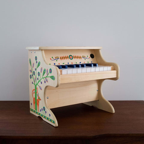 Animambo Wooden Electronic Piano