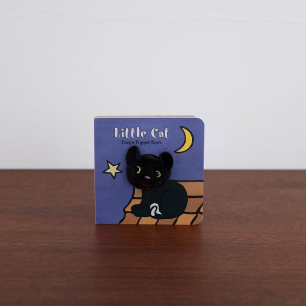 Finger Puppet Book: Little Cat