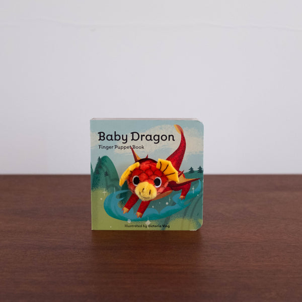 Finger Puppet Book: Baby Dragon