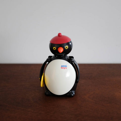 Peter the Penguin Toy