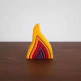 Wooden Fire Toy- Small