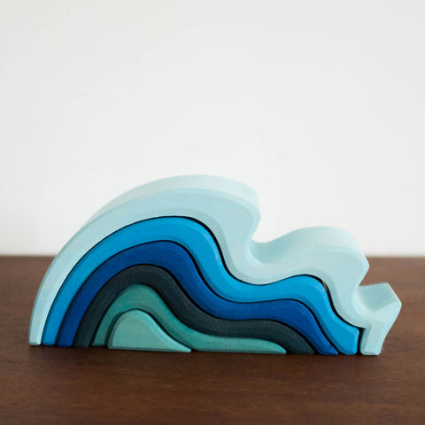 Wooden Waterwaves Toy- Large